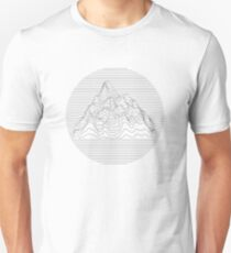 Mountain lines T-Shirt