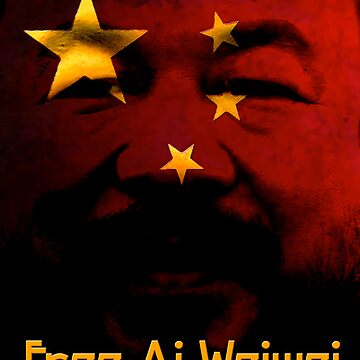 Free Ai Weiwei by Grimoire