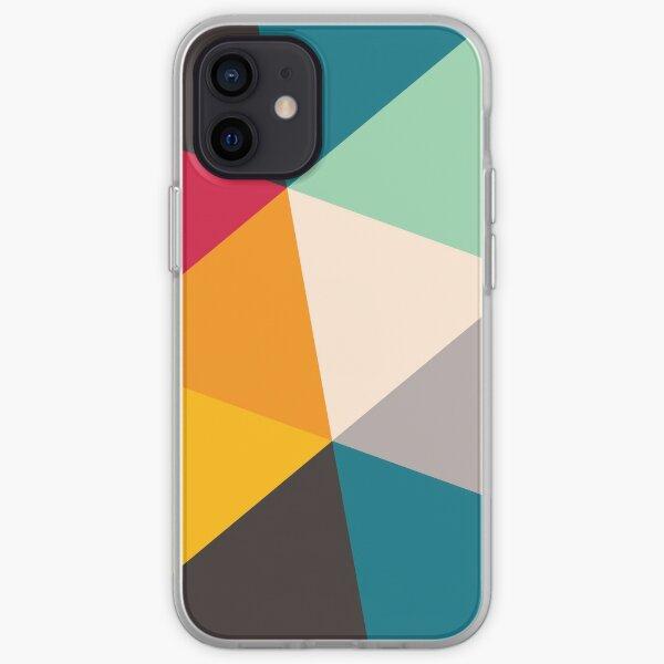 Triángulos (2012) Funda blanda para iPhone
