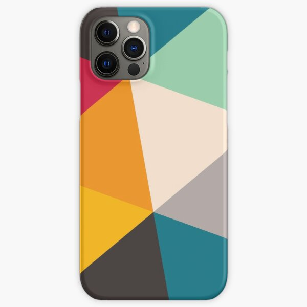 Triángulos (2012) Funda rígida para iPhone