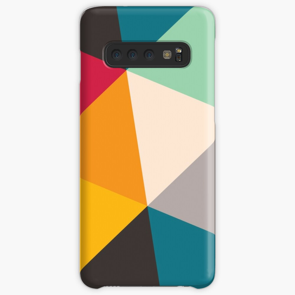 Triangles (2012) Case & Skin for Samsung Galaxy