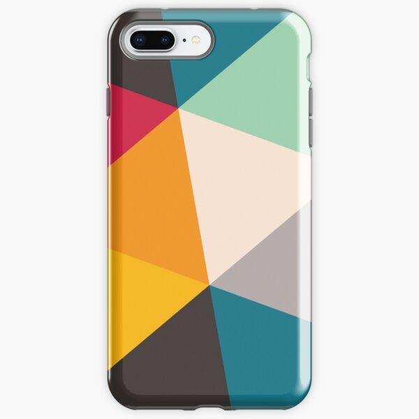 Triángulos (2012) Funda resistente para iPhone