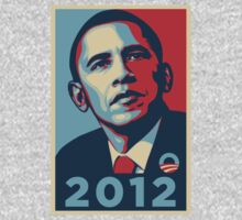 Obama 2012 Election Poster T-Shirt