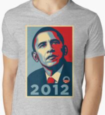 Obama 2012 Election Poster T-Shirt T-Shirt