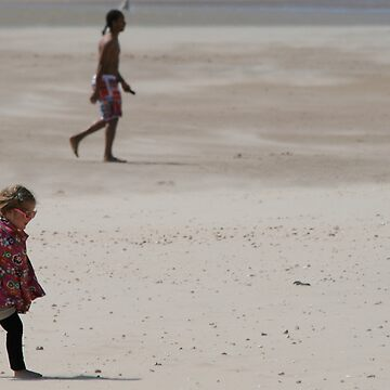 Camber Beach Kid 2 by sallypmoore