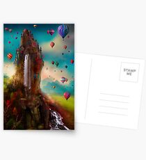 The Festival of Hin Chang Tor Postcards