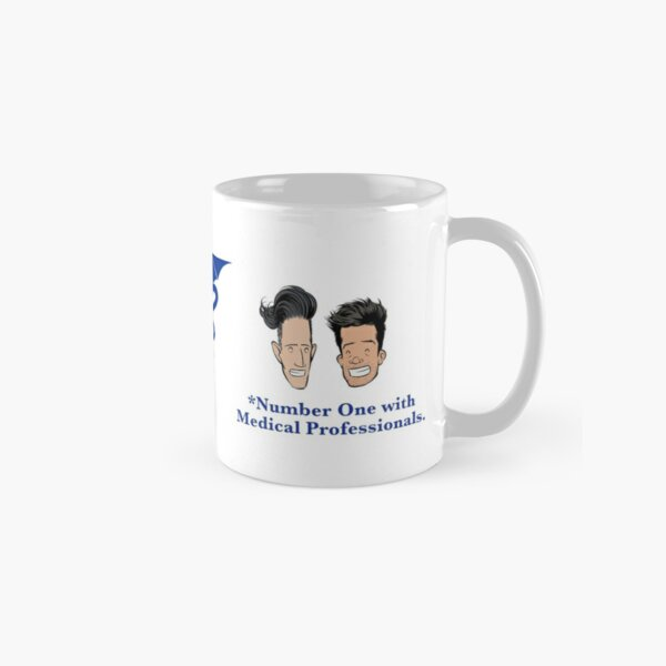 TOFOP - Number One with Medical Professionals Mug Classic Mug