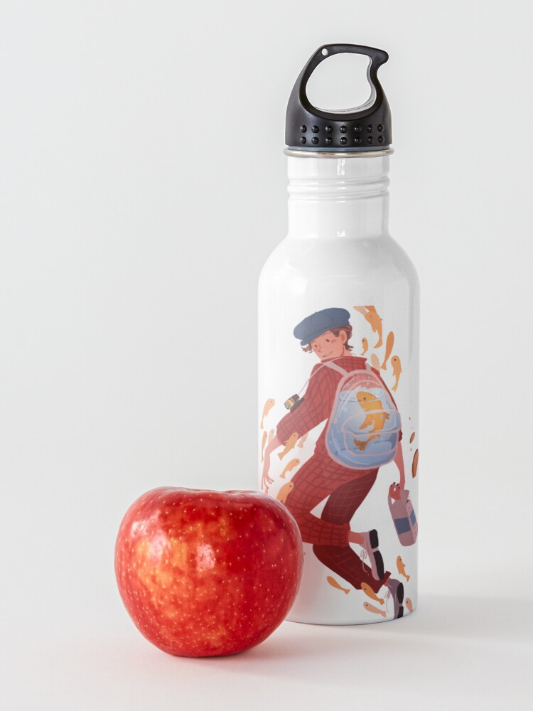 Alternate view of Adore You Water Bottle