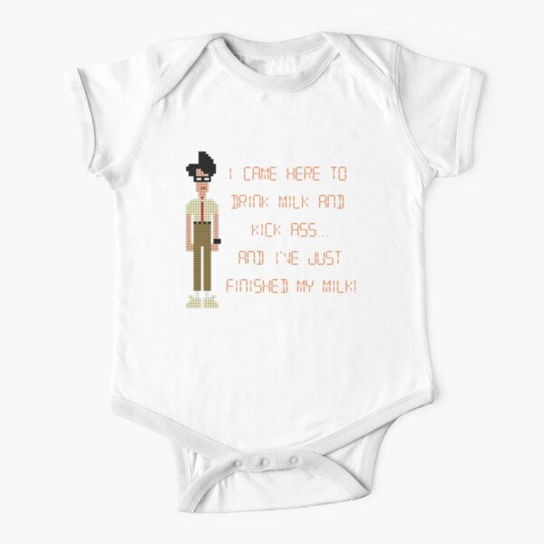 Qiop Nee Lets Day Drink Short-Sleeves T Shirts Baby Boys