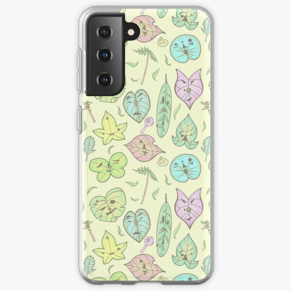 Hestu's Friends (Yellow Ver.) Samsung Galaxy Soft Case