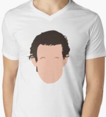 Eleventh Doctor Men's V-Neck T-Shirt