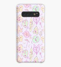 Hestu's Friends (Pastel Purple Ver.) Case/Skin for Samsung Galaxy