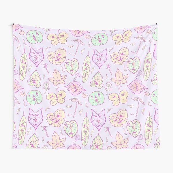 Hestu's Friends (Pastel Purple Ver.) Tapestry