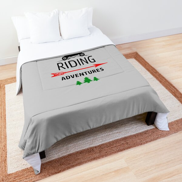 SXS Riding Adventures Comforter
