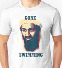 Gone Swimming! Unisex T-Shirt