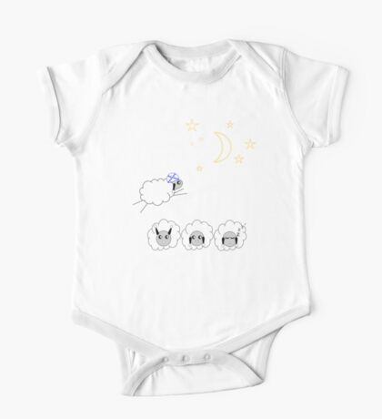 Counting Sheep Kids Clothes