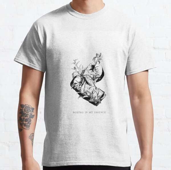 Boxing is my essence T-shirt classique