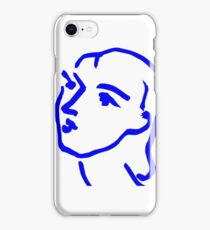 Matisse Ink Sketch iPhone Case/Skin