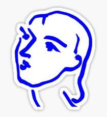 Matisse Ink Sketch Sticker