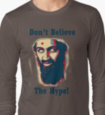 Osama bin Laden Long Sleeve T-Shirt