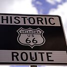 ROUTE 66 by Joe Powell