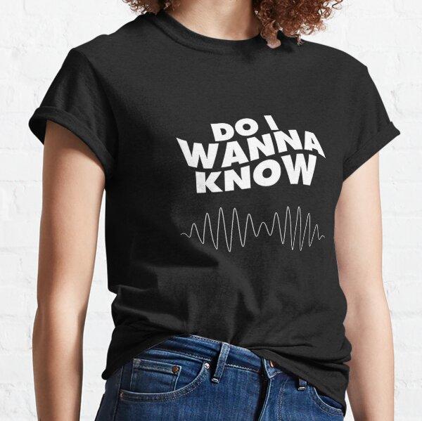 Artic monkeys - Do i wanna know Classic T-Shirt