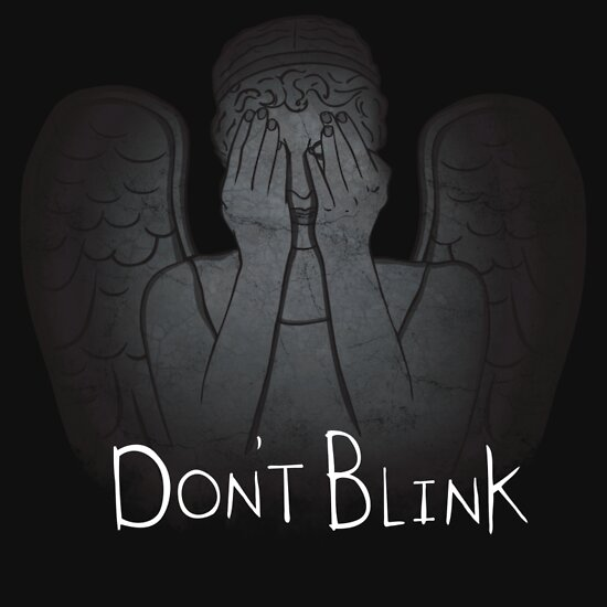TShirtGifter presents: Don't Blink.
