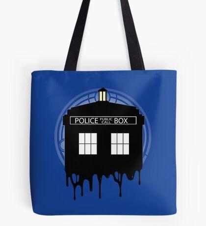 Time drip Tote Bag
