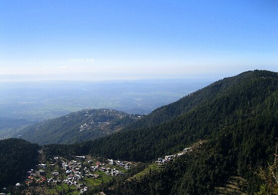 McLeodganj, Dharamkot and Triund by NickJosh