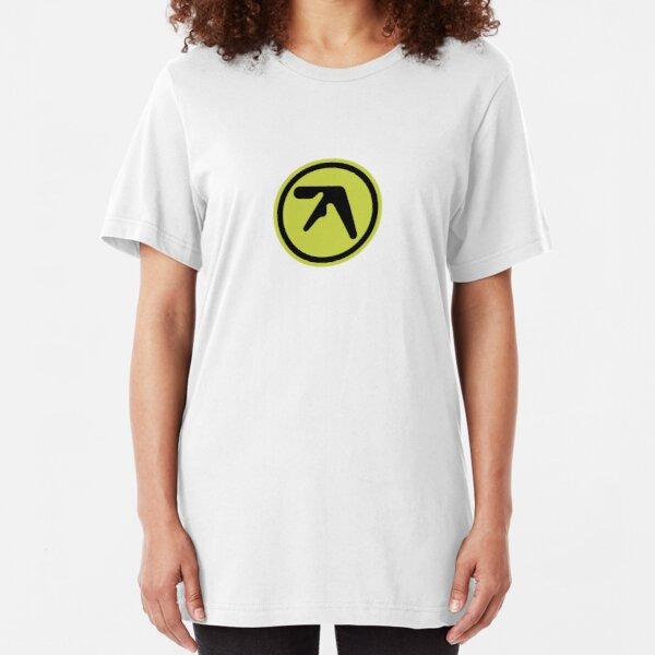 Aphex Twin Syro - Boards of Canada Squarepusher Slim Fit T-Shirt