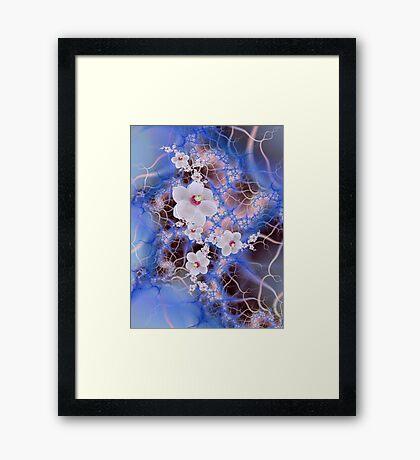 Magnolia Storm Framed Print