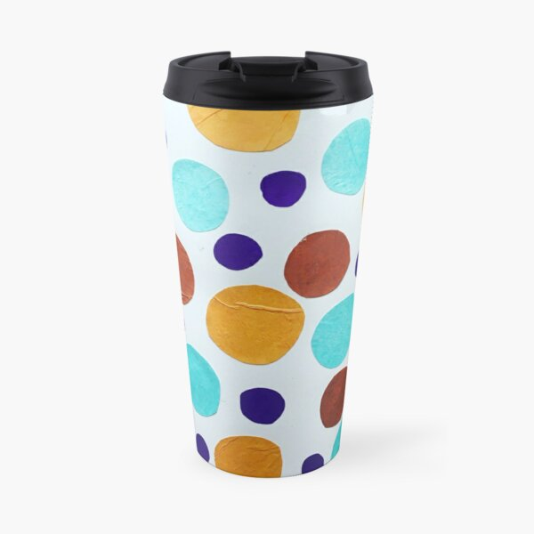 """""""Let's think about this"""" Travel Mug"""