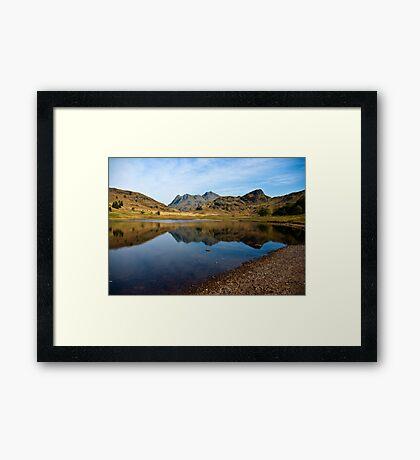 Blea Tarn - Lake District (May) Framed Print