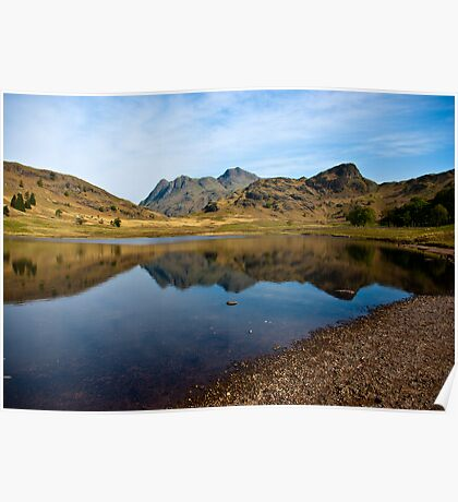 Blea Tarn - Lake District (May) Poster