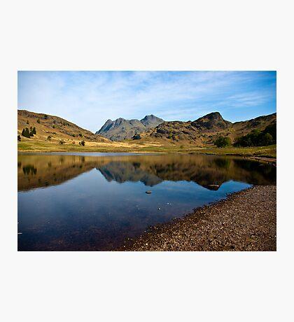 Blea Tarn - Lake District (May) Photographic Print