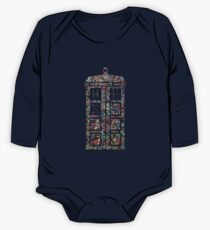 Police Box  One Piece - Long Sleeve
