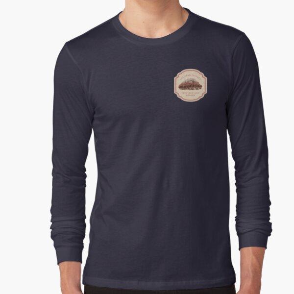 Salishan Cellars Long Sleeve T-Shirt