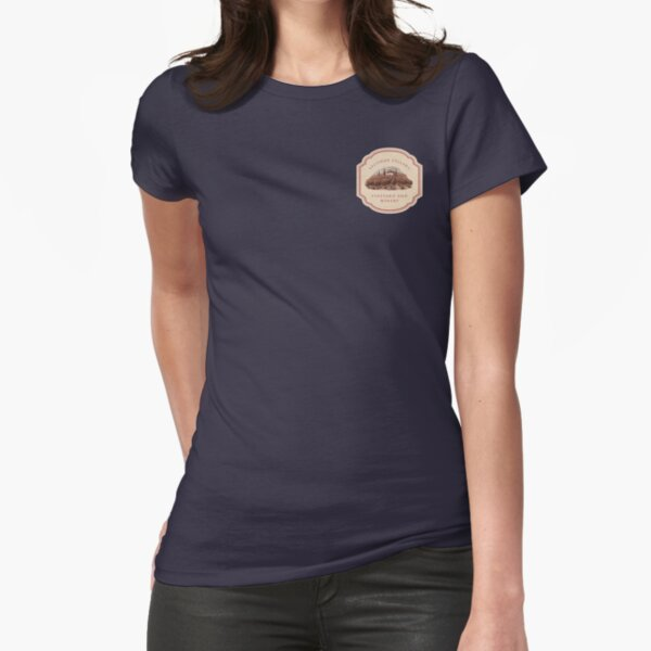 Salishan Cellars Fitted T-Shirt