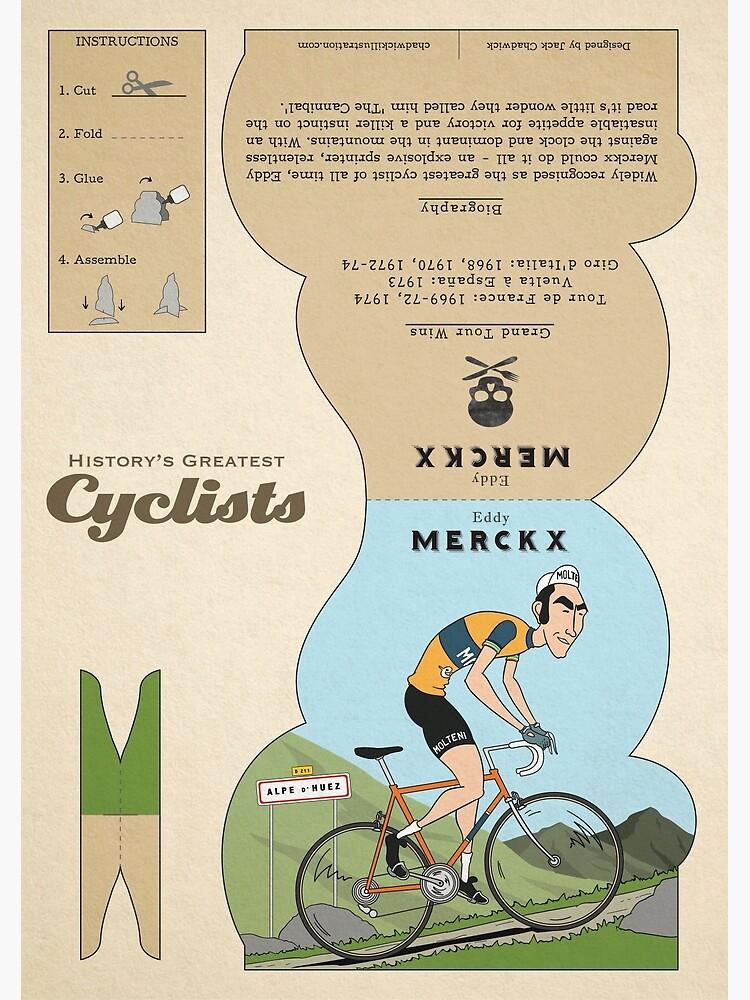 Eddy Merckx by jackjackchad