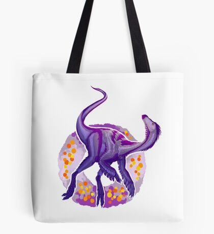 Garudimimus (without text)  Tote Bag