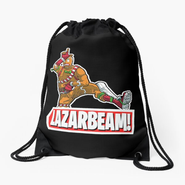 Lazarbeam Gingy Loser Dance Drawstring Bag