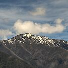 Mountain Alone by paulmcardle