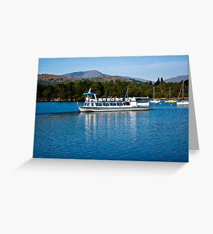 Miss Lakeland II Greeting Card