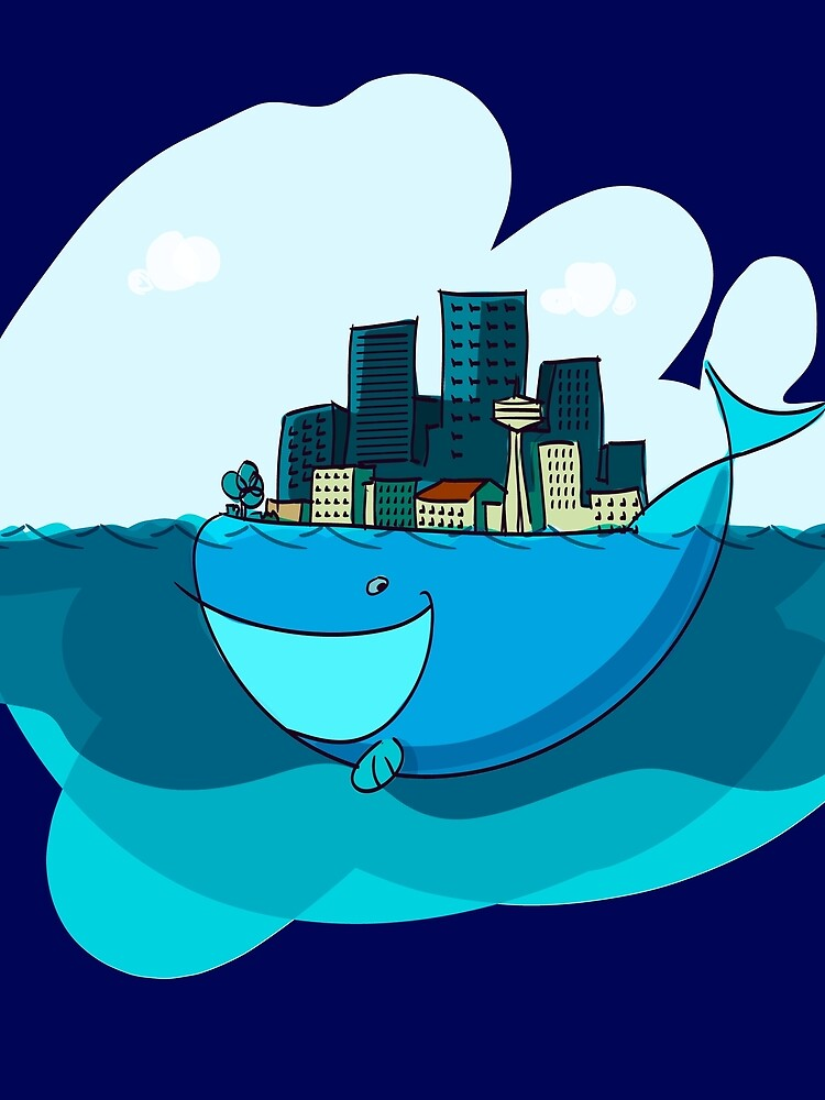 Whale City by a-roderick