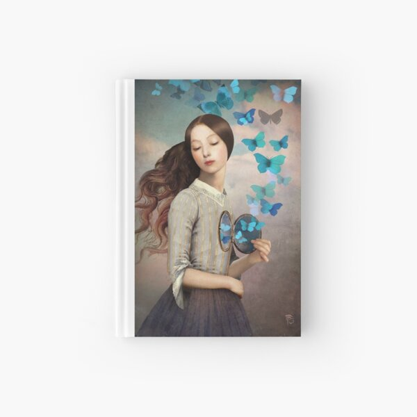 Set Your Heart Free Hardcover Journal