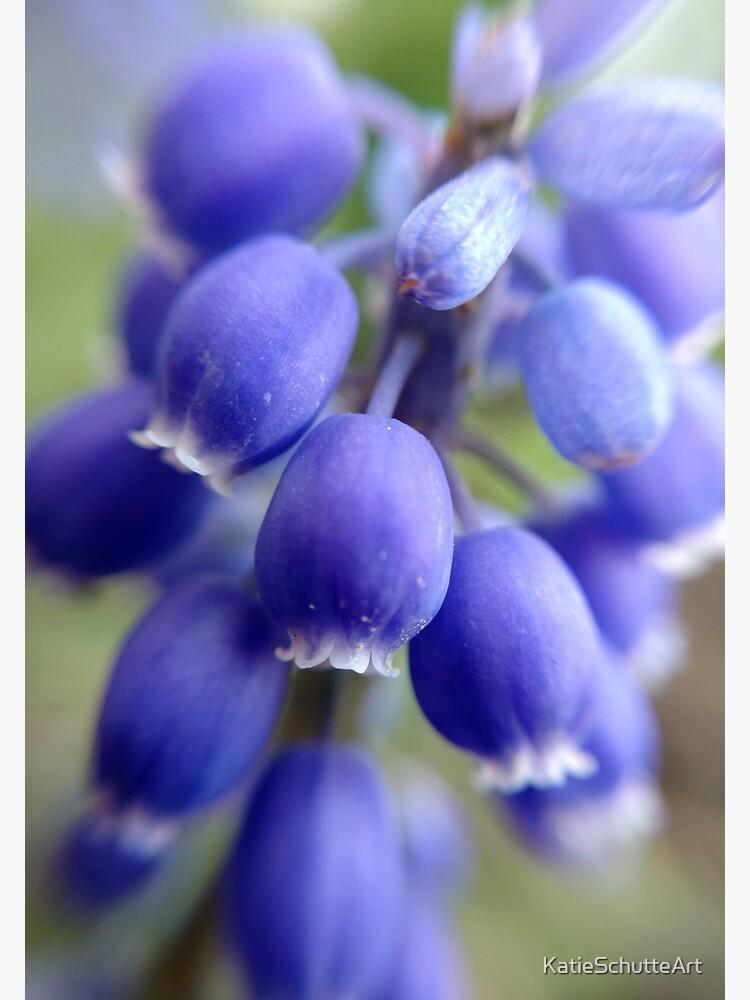 Purple Bells by KatieSchutteArt