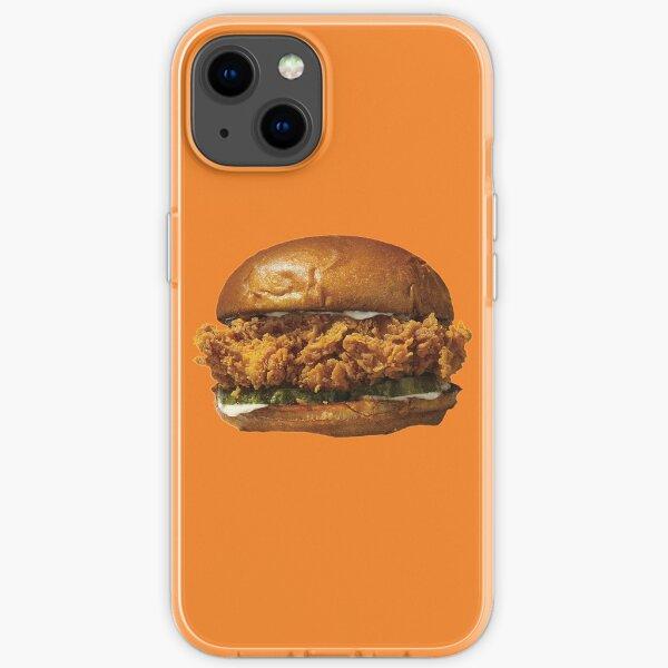 Popeyes Chicken Sandwich iPhone Soft Case