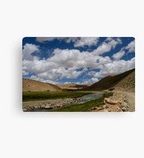 Ladakh Landscapes Canvas Print