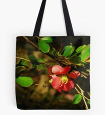 Pluck Not The Flowers Tote Bag