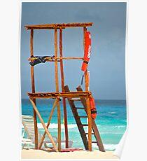 Lifeguard Poster